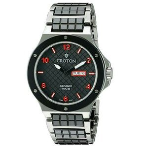 Croton  Other - Croton $500 Ceramic Men's Millenium watch