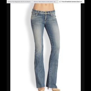 7 For All Mankind Denim - Authentic 7 for all mankind $15 when you bundle 3