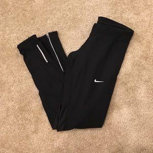 PRICE DROP Black Nike Dri-Fit Leggings
