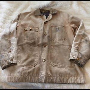 Carhartt Other - Tan Carhartt jacket