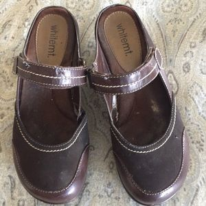 Whitemt Shoes - Whitemt Two Tone  Clogs size 8.5