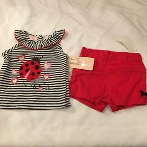 Kids Headquarters Other - Baby Girl Outfit