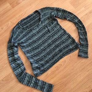 Brandy Melville Tops - Brandy Melville soft wool blend Knit top