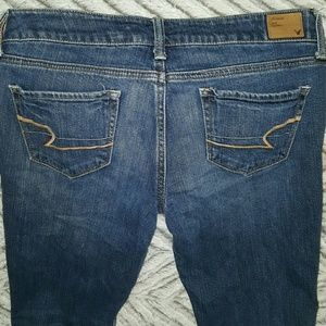 American Eagle Outfitters Denim - SKINNY JEANS ~ American Eagle Jean's wore 1x