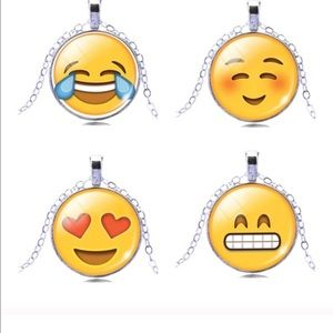 Jewelry - Emoji Necklaces