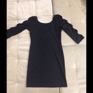 Foreign Exchange Dresses & Skirts - Black dress  1 HOUR SALE