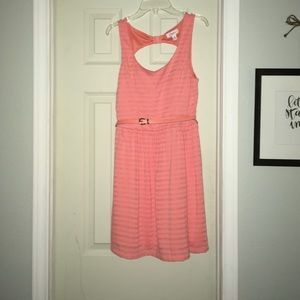 Candie's Dresses & Skirts - Candie's Peach Dress
