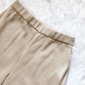 St. John Pants - • St. John • Creme Knit Pants