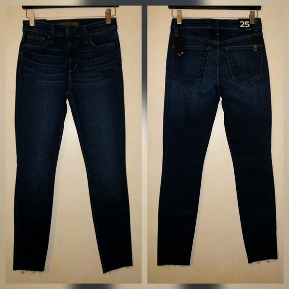 f35f9f486f9d Joe s Jeans High Rise Skinny Ankle Delilah