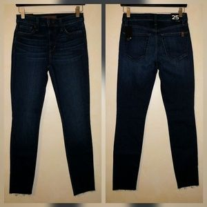 Joe's Jeans Denim - Joe's Jeans High Rise Skinny Ankle Delilah