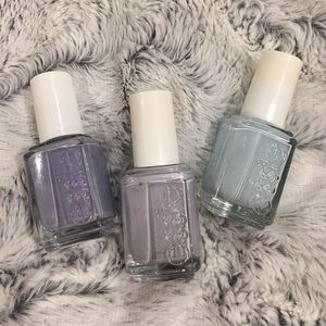 essie Other - Essie Pastel Nail Polish Bundle