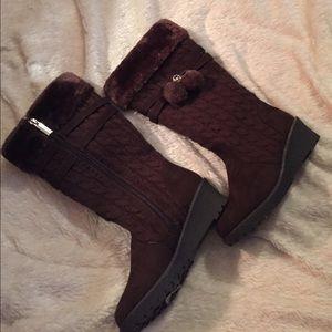Michael Kors Other - 💥Final Price💥Girls Michael Kors Boots