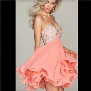 Alyce Paris Dresses & Skirts - (Firm price) Prom/homecoming color (black)