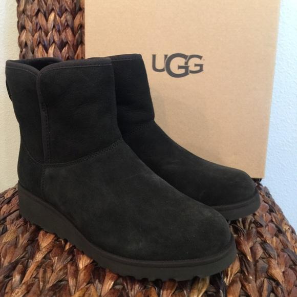 UGG Kristin Black Boots