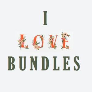 Bundle your liked item(s), I'll make you an offer!