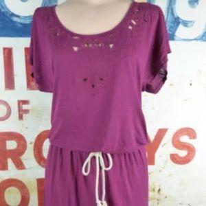 LOFT Dresses & Skirts - LOFT Pink Dress Size Small