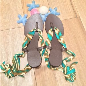 Zingara Shoes - Beautiful!❤ Beach Sandals. Handmade