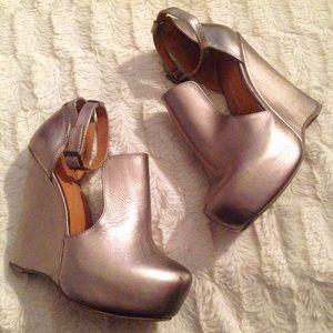 Jeffrey Campbell Shoes - Jeffrey Campbell Thelma Platform Wedge