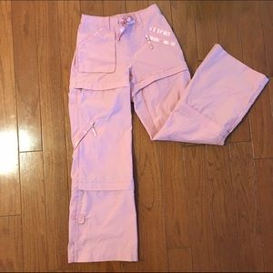 limited too Other - Limited Too Blush Pink Cargo Pants