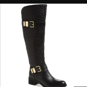 Vince Camuto Shoes - Vince Camuto Over the Knee Rider Boots
