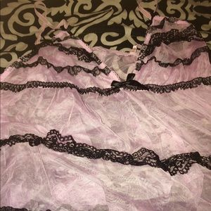 Other - Plus sized Lace babydoll lingerie