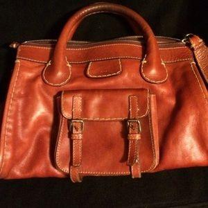 Authentic Chloe Edith purse