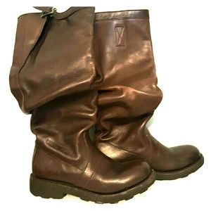 Bikkembergs Shoes - Bikkembergs brown firefighter style 36
