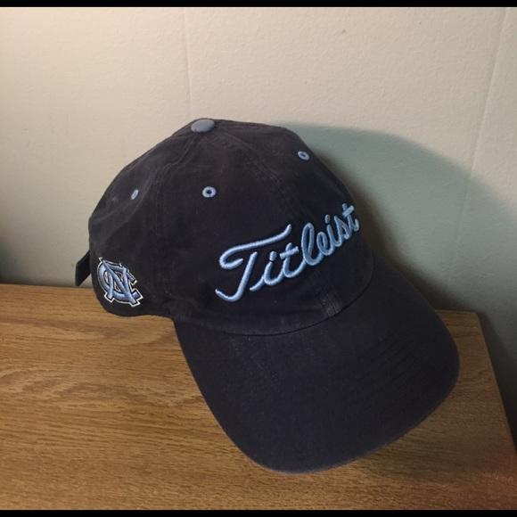 Titleist UNC soft back hat. M 5896a64cd14d7b780a0605bf c9b7f7e71a4