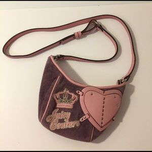 Juicy Couture Handbags - Juicy Couture Mini Crossbody