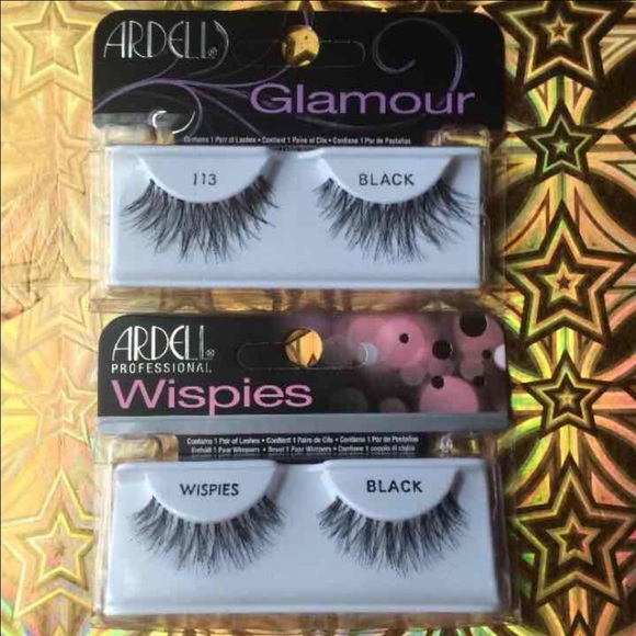7482adc080c Makeup | 5 Packs Of Ardell Lashes | Poshmark