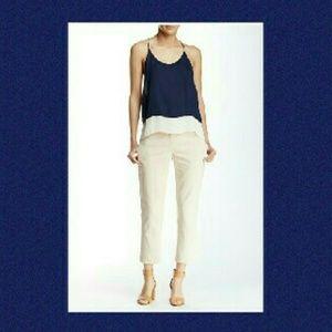 Amanda & Chelsea Pants - Amanda & Chelsea Crop Pant