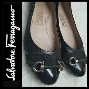 Ferragamo Shoes - Ferragamo Italy Leather Flats
