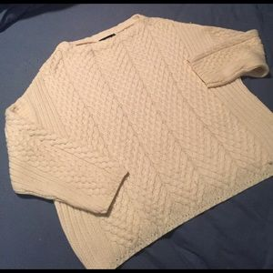 Incredibly soft sweater