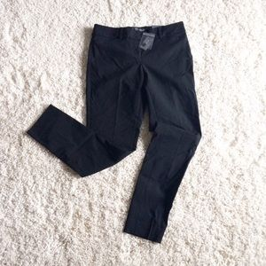 NWT The Limited Black Exact Stretch ankle pants