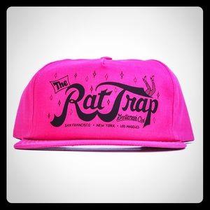 "HUF Other - 💖HUF💖Todd Francis ""Rat Trap"" SnapBack💕"