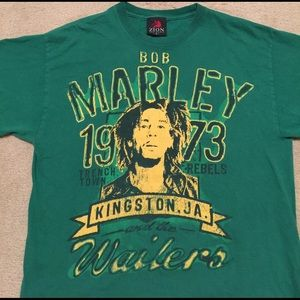 Bob Marley T-Shirt.