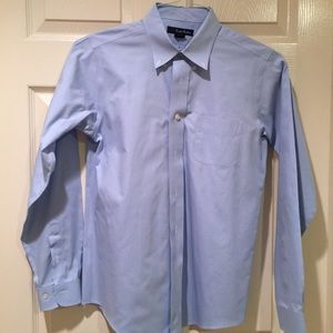 Brooks Brothers Non-Iron Supima Pinpoint cotton