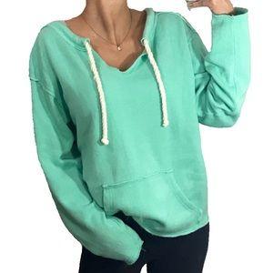 Ocean Drive Sweaters - Ocean Drive Seafoam Crewneck Sweatshirt