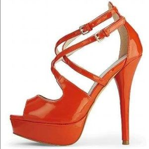 Colin Stuart Shoes - Colin Stuart heels size 6