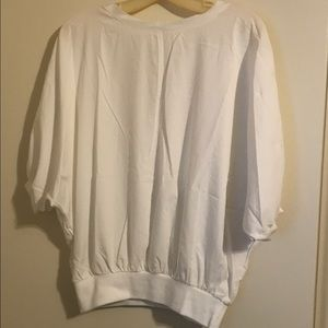 Tops - Batwing blouse