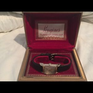 Longines Other - Very Rare Vintage Longines Watch