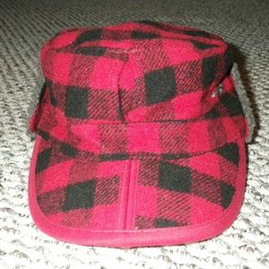 Outdoor Research Accessories - Outdoor Research Yukon Cap: Buffalo Plaid w/Sherpa