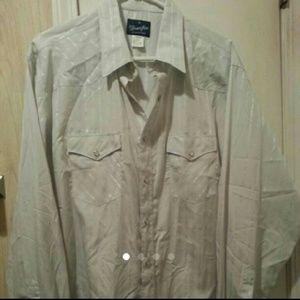 Wrangler shirt with pockets#BUNDLE and save