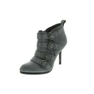 Coach Shoes - Coach Leather Stretch Bootie