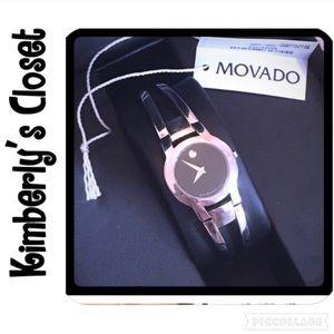 Movado Accessories - 🛍MOVADO AMOROSA WATCH🛍 Model #0604759