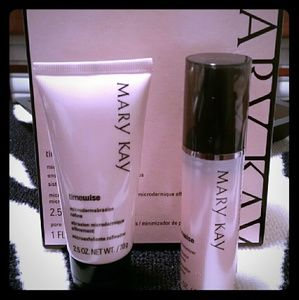 Mary Kay Other - Microdermabrasion Plus Set