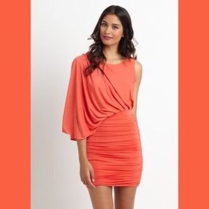 Gracia Dresses & Skirts - GRACIA One-Shoulder Gathered Dress NWOT