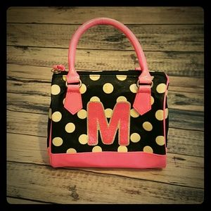 """Justice Other - Justice small """"M"""" bag"""