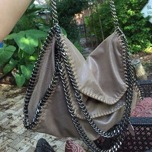 Stella McCartney Handbags - Stella McCartney Falabella fold over