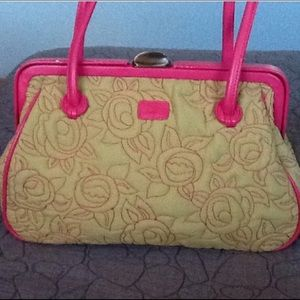 Authentic Lulu Guinness Handbag
